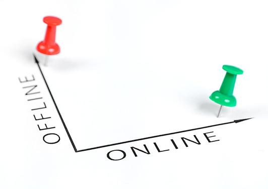 Registra online u offline